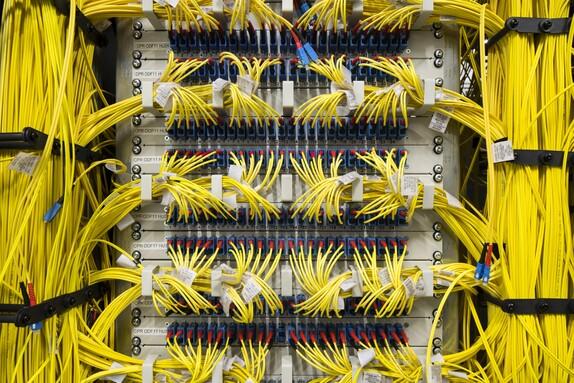 Interconnection platform Patchpanel 2