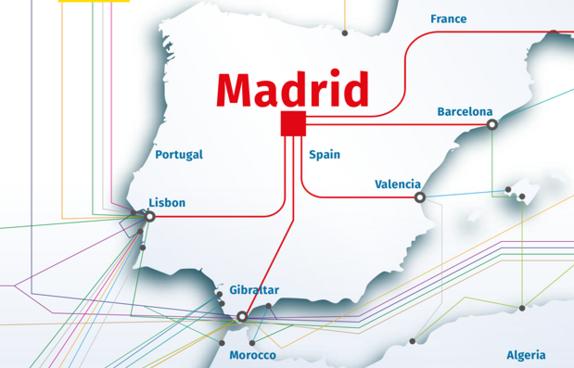 La situación de Madrid en el panorama mundial de las telecomunicaciones thumbnail