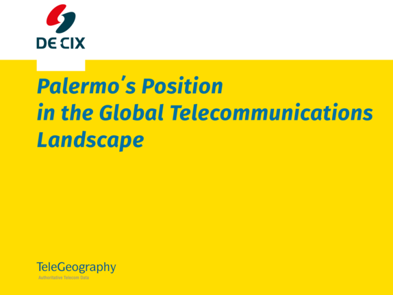 Palermo's Position in the Global Telecommunications Landscape thumbnail