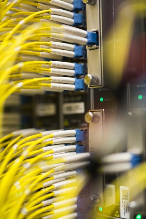 Interconnection Plattform Verkabelung 3