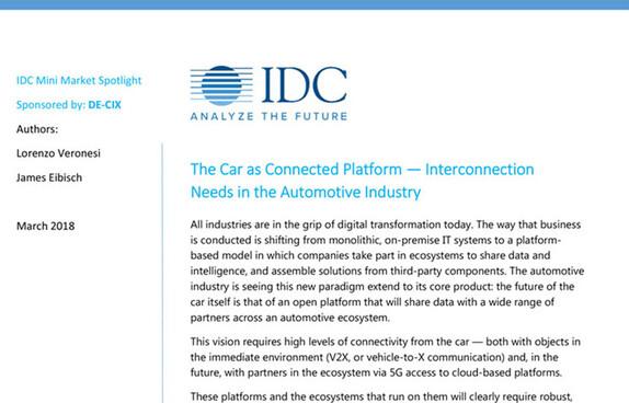 The Car as Connected Platform thumbnail
