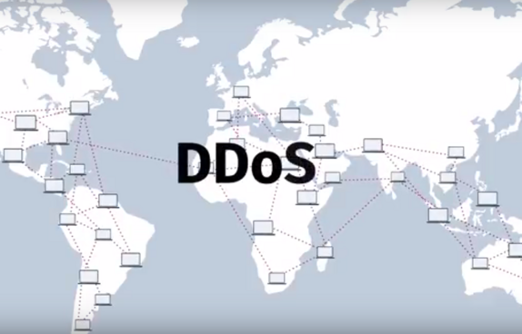 How to get rid of DDoS traffic video